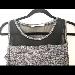 Jonathan Simkhai Dresses - Jonathan Simkhai Maxi Dress with Sheer Panels